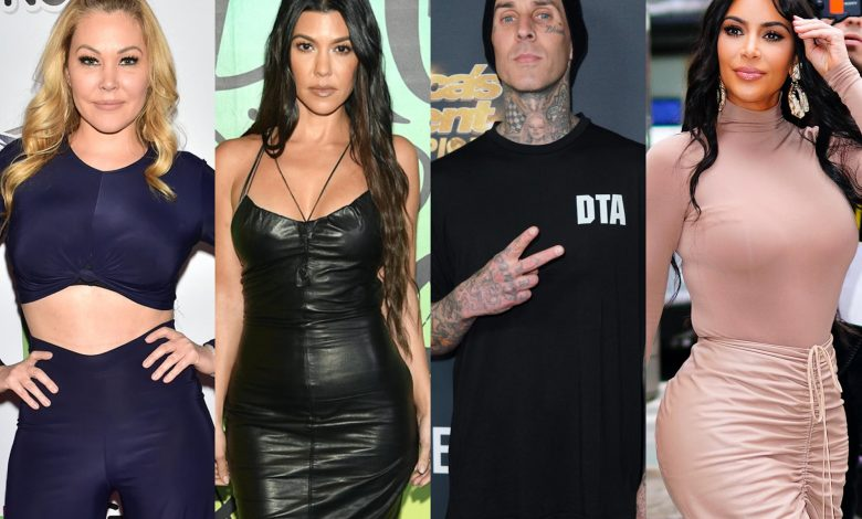 Shanna Moakler claims Travis Barker had an affair with Kim Kardashian before dating Kourtney: What we know