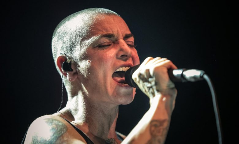 Sinéad O'Connor describes ripping up photo of the pope on 'SNL': 'It represented lies and liars and abuse'