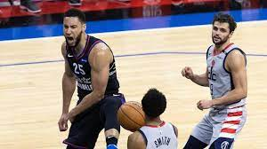 On Wednesday night, the Sixers played like the No. 1 seed in the Eastern Conference. T Their talents shone brightly in a 120-95 victory over the Wizards at Wells Fargo Center, giving the club a 2-0 lead in their first-round playoff series.