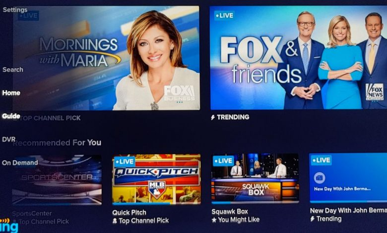 Sling TV's new, easy-to-use menus make cord-cutting more fun: Hands-on