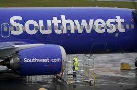 Southwest Airlines has barred a woman accused of hitting a flight attendant in the face last weekend, an incident that highlighted an uptick in rowdy passengers.