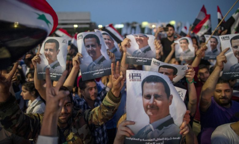 Syria's Assad wins a fourth term in a predictable landslide