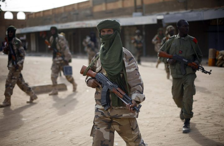 Terrorist threat moves to North and Central Africa
