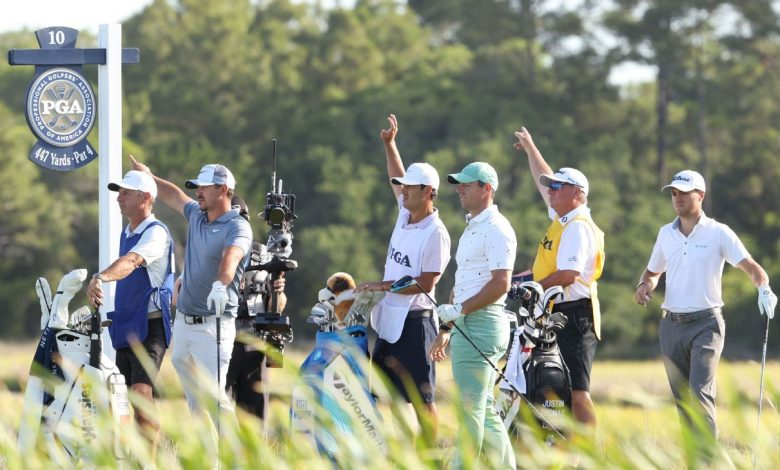 The Ocean Course, not the players, will control this PGA Championship