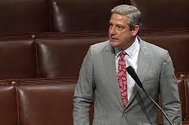 Ryan, a Democrat who represents Ohio's 13th congressional district, spoke from the House floor, blasting GOP colleagues who opposed the plan to establish a 9/11-style panel.