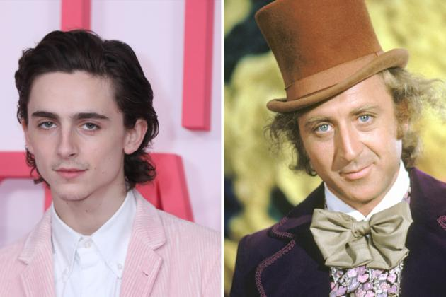 Timothee Chalamet to Play Young Willy Wonka in Warner Bros. Movie