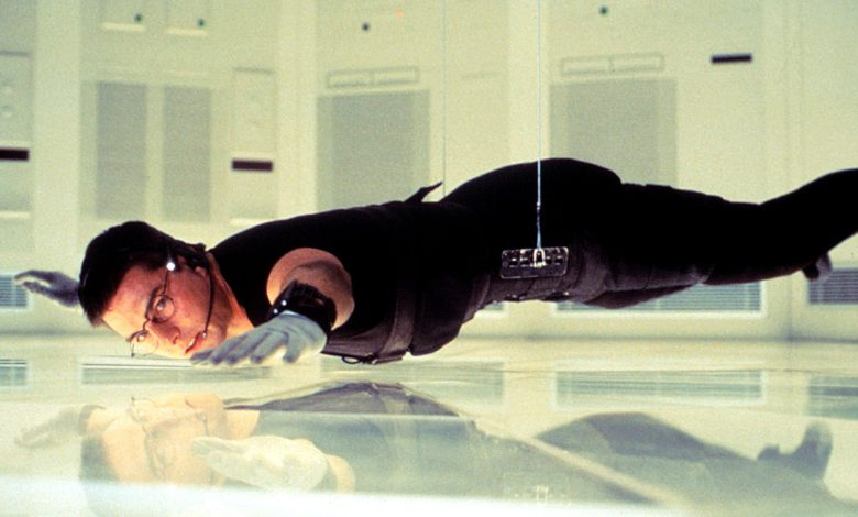 Tom Cruise reveals how the 'phenomenal' vault scene from 'Mission: Impossible' came together