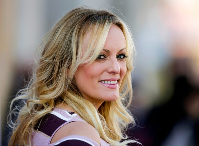 Hush money payments to adult film actress Stormy Daniels are central to two of the lawsuits seeking tax and financial documents from President Trump's accounting firm.