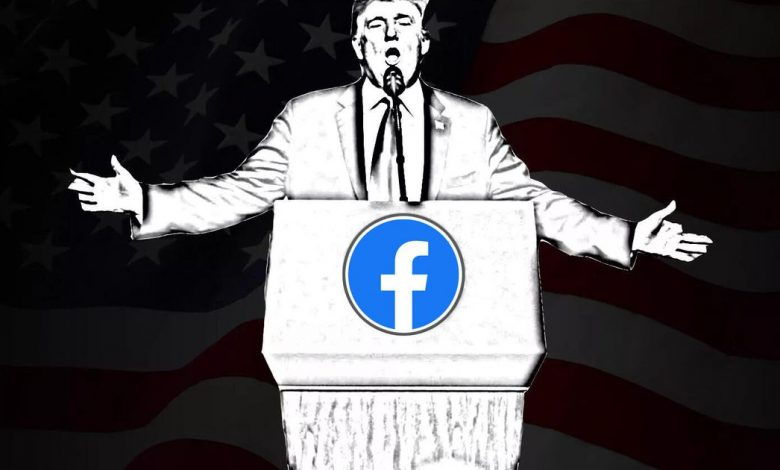 Trump will remain suspended from Facebook, Instagram for now
