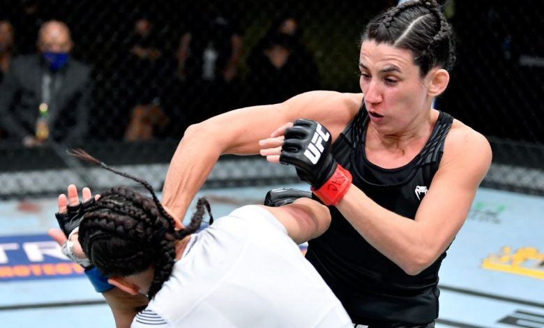 UFC takeaways -- Marina Rodriguez drawing lofty comparisons; 'Cowboy' Cerrone nearing end of the road
