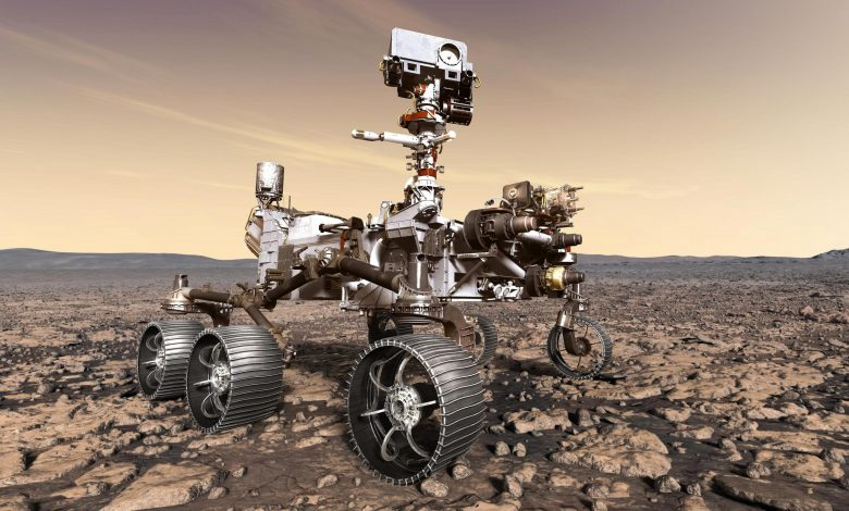 Update on NASA's Perseverance Rover & Curiosity Rover [Video]
