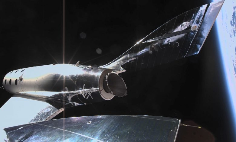 Virgin Galactic SPCE stock jumps after successful spaceflight test