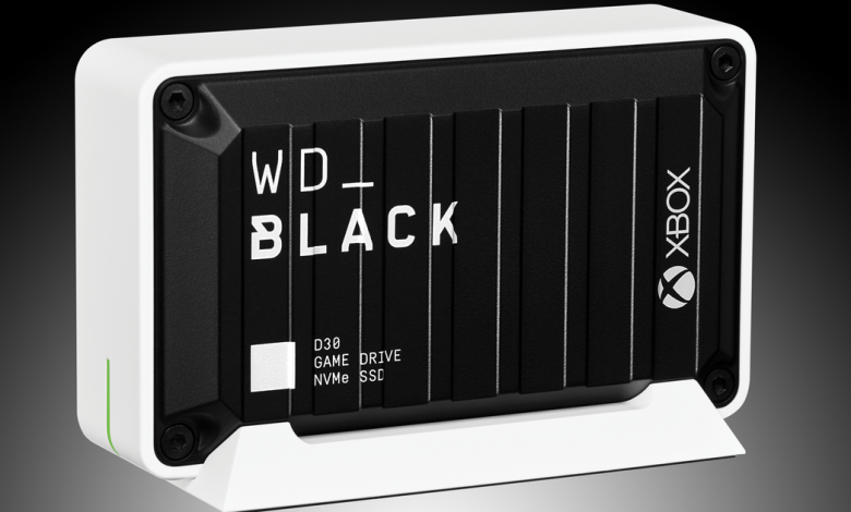 WD Black SSD for Xbox and PS5, plus new SanDisk Professional line, drive into 2021