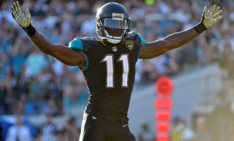 WR Marqise Lee waived by San Francisco 49ers after signing Monday