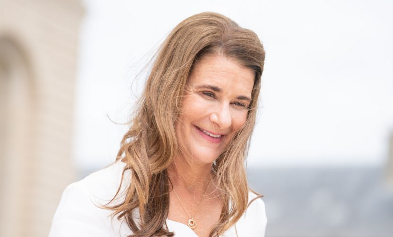 What will Melinda Gates do on her own?