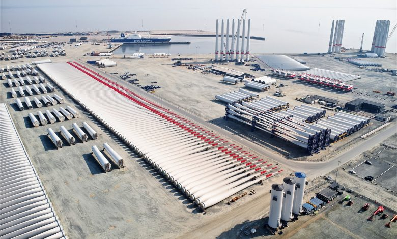 WindEurope calls for upscaling EU port infrastructure for offshore turbines
