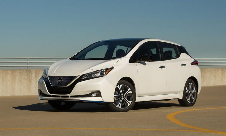 You can now lease a Nissan Leaf for less than a dollar