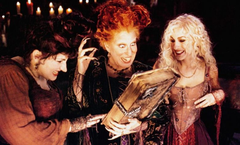 With the live-action comedy Hocus Pocus 2, the Sanderson Sisters will return to your television screens.
