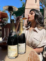 Mia Khalifa, a US porn star, has provoked outrage online after disparaging Israel in a tweet depicting her drinking wine.