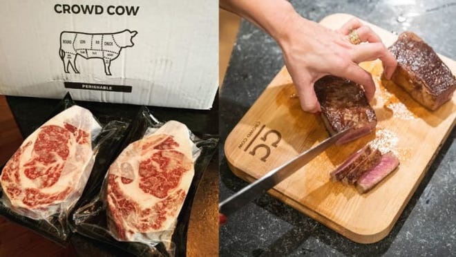 Best Father's Day Gifts: Crowd Cow subscription
