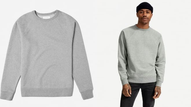 Best Father's Day Gifts: An Everlane sweatshirt
