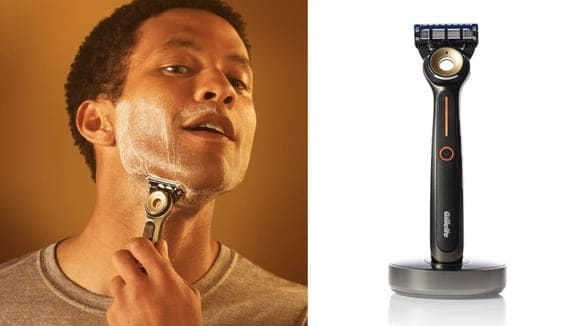 Best Father's Day Gifts: Heated Razor
