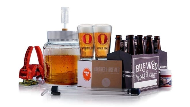 Best Father's Day Gifts: A home brewing kit