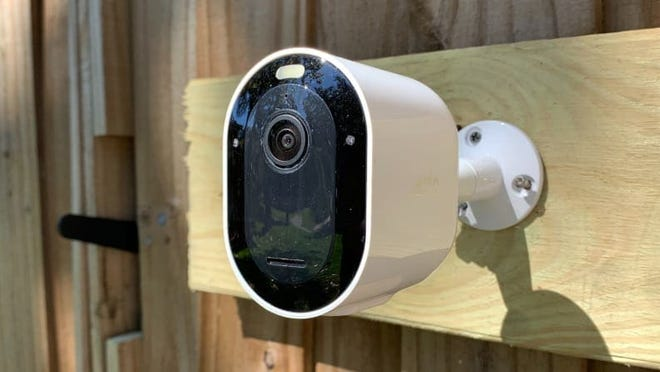 Best Father's Day Gifts: Arlo Pro 4 Security Camera