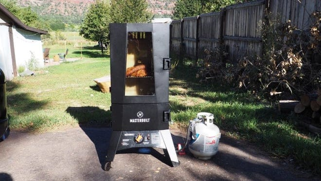 Best Father's Day Gift: A smoker