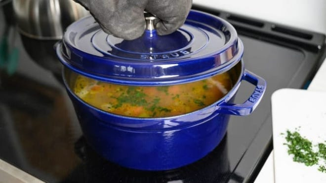Best Father's Day Gifts: A Staub Dutch oven