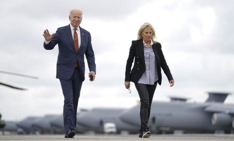 Biden heads to Europe eager to strengthen alliances before face-off with Putin