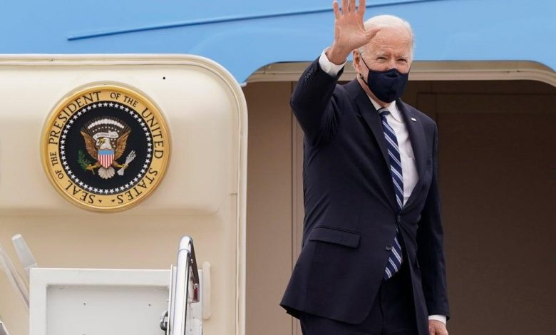 Biden says G7 will prove 'Europe and the United States are tight' and will provide a vaccine plan for the world