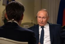 Putin dismisses criticism of hacking and internal crackdowns in NBC interview