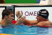 Ryan Lochte says rival Michael Phelps helped him through tough time