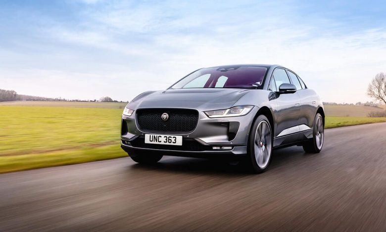 2022 Jaguar I-Pace luxury EV gains faster charging, snappier infotainment system