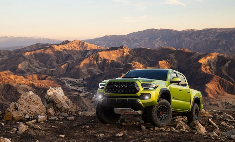 2022 Toyota Tacoma Trail Edition and TRD Pro get lifted