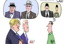 5 scathingly funny cartoons about Biden at the G7 Summit