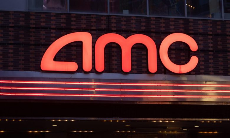 AMC falls and rises after record-breaking rally this week