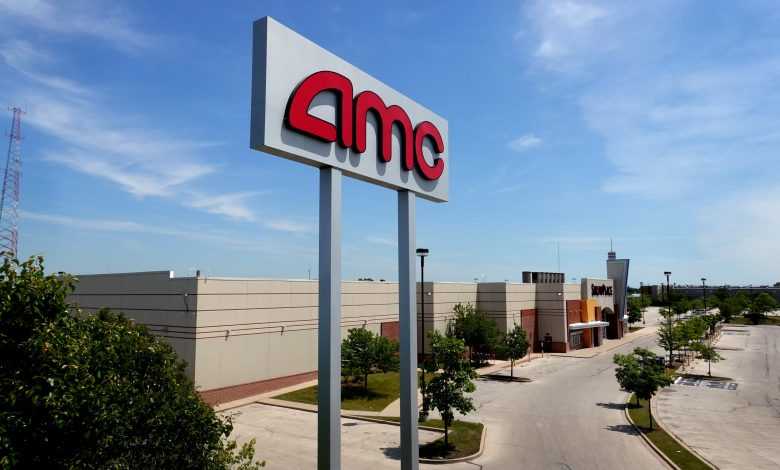 AMC says it has already completed share offering, raises $587 million