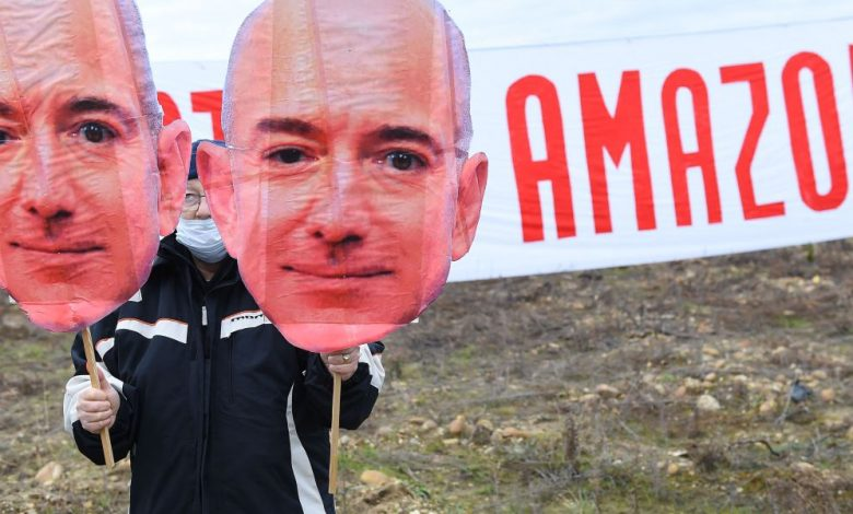 Amazon's Jeff Bezos is going to space. What will the 'overview effect' inspire in him?