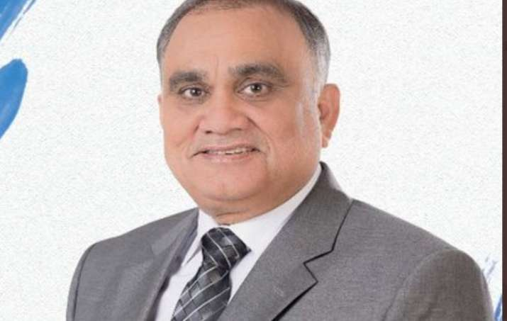Former IAS officer Anup Chandra Pandey appointed new