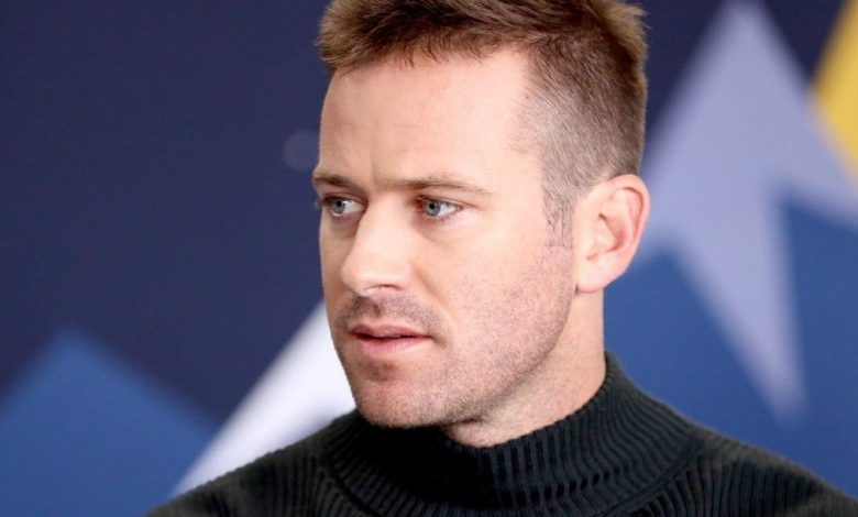 Armie Hammer has checked into treatment center, Vanity Fair reports