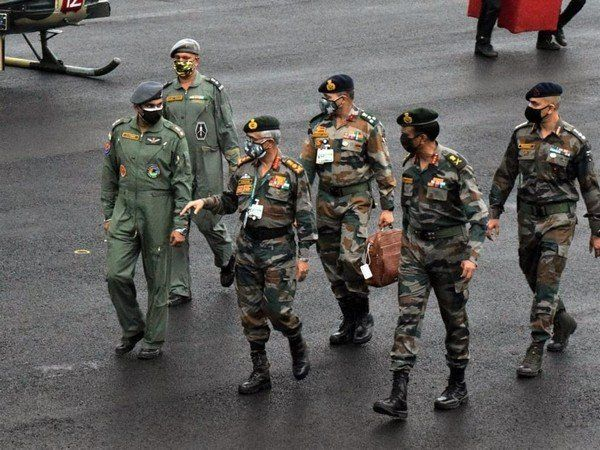 Army chief Gen MM Naravane visits Kashmir today on 100th