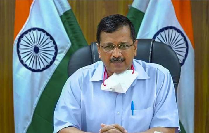 Kejriwal said he chaired two different meetings with