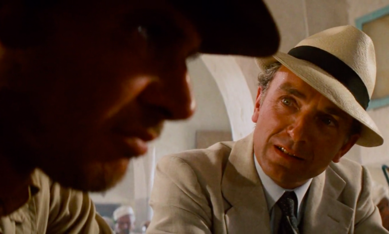 As Indiana Jones turns 40, a Raiders of the Lost Ark super-villain looks back