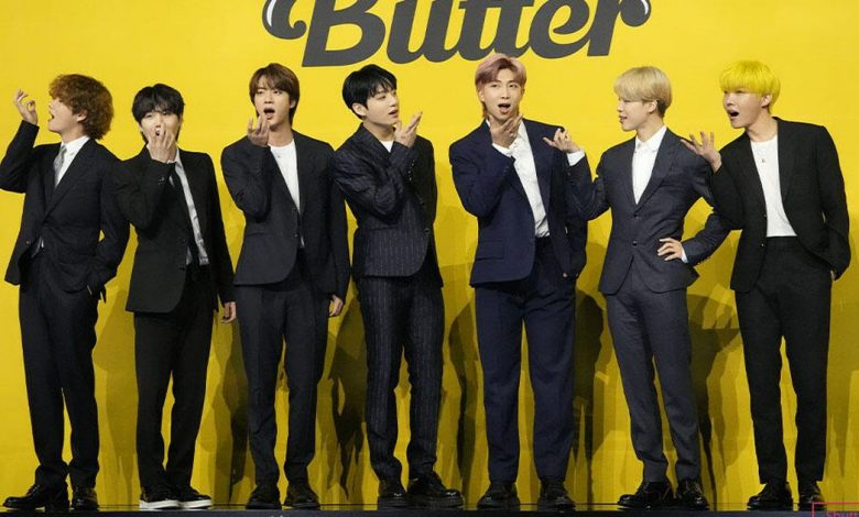 BTS song Butter rules Billboard charts after melting YouTube, Spotify records