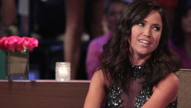 Kaitlyn Bristowe responds to negative comments from viewers on Twitter.