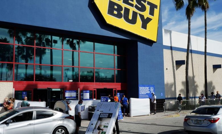 Best Buy will be closed on Thanksgiving