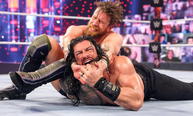 Best WWE PPV matches of 2021 so far