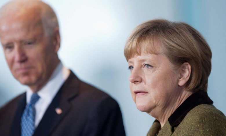Biden to meet Merkel at White House on July 15 amid Nord Stream 2 tensions
